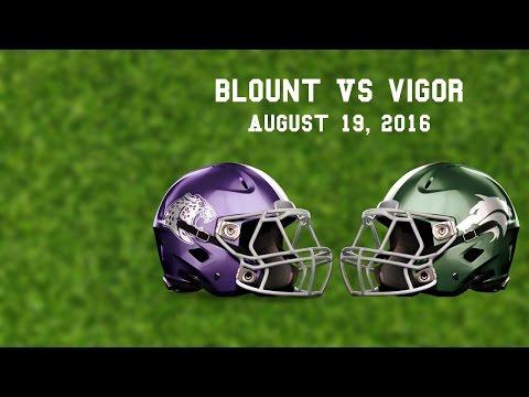 Blount vs Vigor (The Battle of Prichard 2016) Live Version