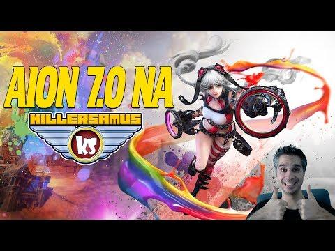 AION 7.0 NA YA TIENE FECHA !! || Killersamus