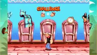Popeye: Rush for Spinach - Conhecendo o Jogo