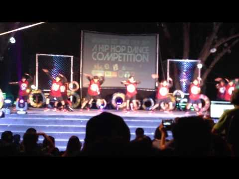 Hinugyaw Festival 2017 Mindanao Hip Hop Competition Entry No. 11