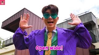 교육으로 동요와 아기의 노래를 Ice cream Song Mainan dan lagu anak-anak