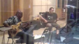 Sesja nagraniowa zespołu Time To Express (Toya Studios 2010)