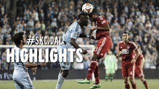 HIGHLIGHTS: Sporting KC vs. FC Dallas | March 15, 2014