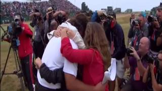The Open Championship 2013 Final Moments