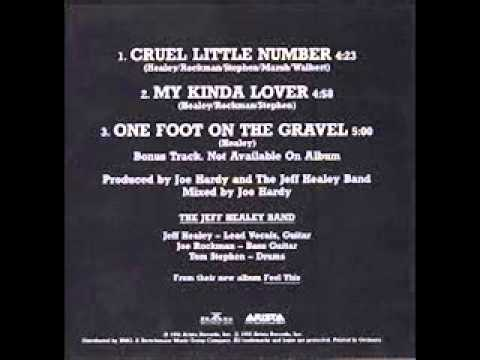 Jeff Healey One Foot On The Gravel 1992