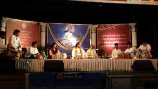 Taal Kirtan - Pt Suresh Talwalkar Ensemble @ Shishir Sangeet Mahotsav 2014