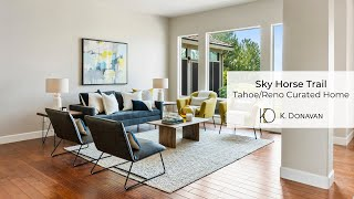 2767 Sky Horse Trail, Reno, Nevada Home Staging