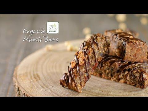 Organic Muesli Bars