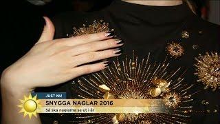 Så ger du nytt liv till dina naglar - Nyhetsmorgon (TV4)