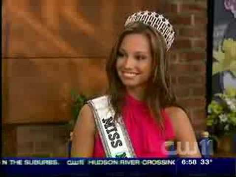 Miss New Jersey Tiffany Andrade Prepares For Miss USA