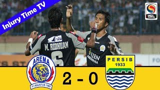Download Video Arema Indonesia 2-0 Persib Bandung | ISL 2010/2011 | All Goals & Highlights MP3 3GP MP4