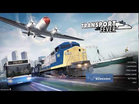 Transport Fever EP 1 ►Europe 1850 Sandbox!◀ Simulator Games 2017/Gameplay/Let's Play/Tips