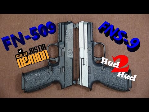 FN 509 vs FNS-9: Is One Better?