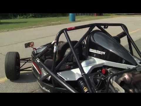 HPD Trackside -- Visit to the Ariel Atom Factory