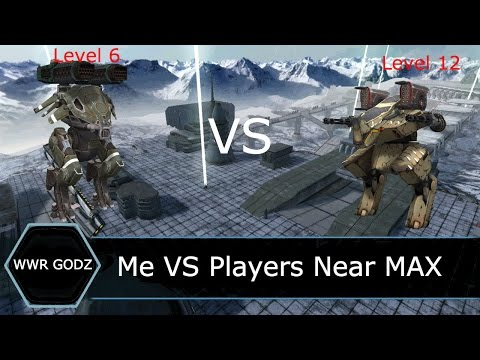 war robots bad matchmaking