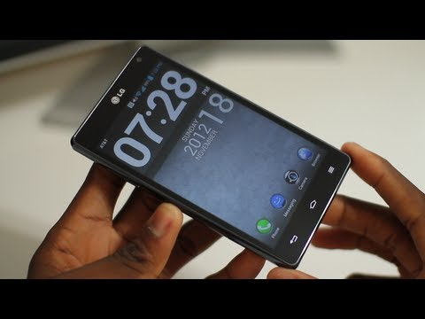 LG Optimus G Review! (Nexus 4 Comparison)