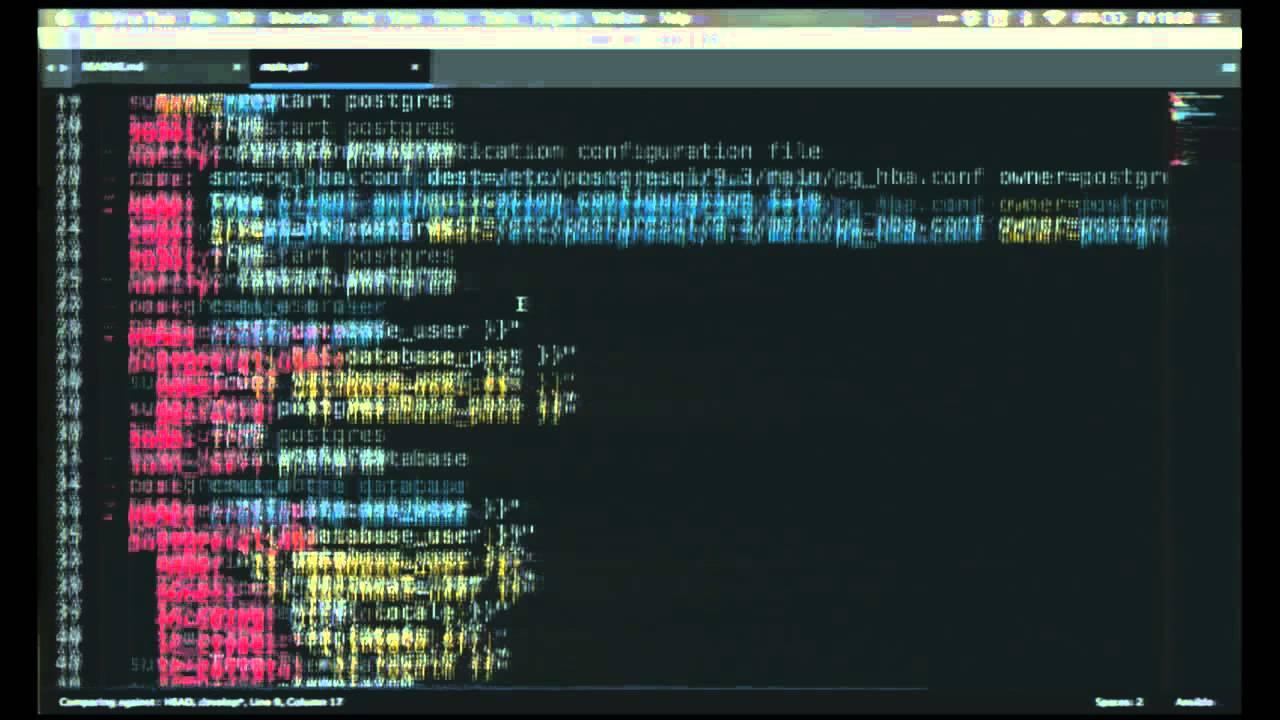 Image from Automatizzare i deploy di applicazioni Django con Ansible