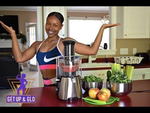 Green GLO Juice- Weight-loss/Pre-workout!