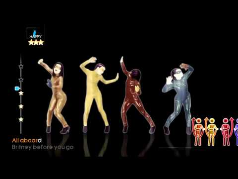[Just Dance 4] First Look