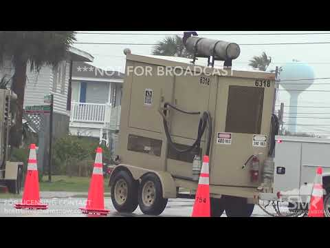 09-15-18 North Myrtle Beach, SC - Florence aftermath and power crews