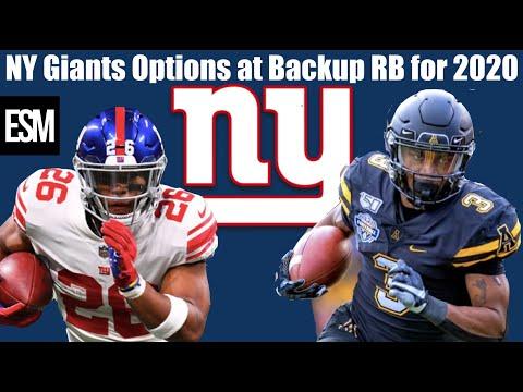 NY Giants: Options