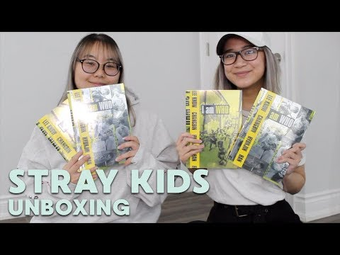 UNBOXING | Stray Kids (스트레이 키즈) 'I Am WHO'