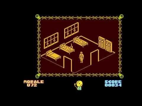 The Great Escape - port to Atari XL/XE