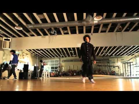 Les Twins on Planet Funk