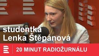 Lenka Štěpánová: Politika do škol patří, vytváří totiž společenské hodnoty