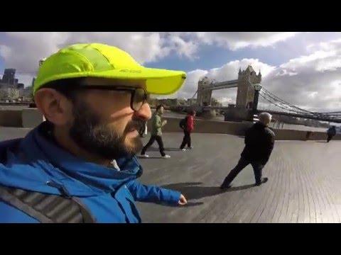 Virgin Money London Marathon 2016 - Run Guru Run - Tower Bridge