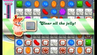 Candy Crush Saga Level 799 walkthrough (no boosters)