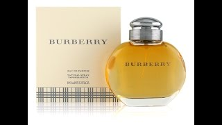 Fragrance Friday I Burberry Perfume for Women