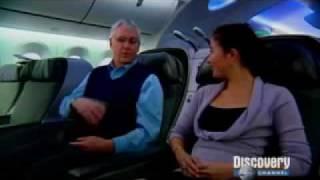 Boeing 787 feito em Fibra de Carbono