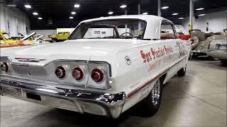 1963 Chevrolet Impala Z 11