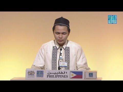 عبدالجبار حاج عمر سيف الدين -   الفلبين | ABDUL JABAR HADJI OMAR SAIPODING - PHILIPPINES
