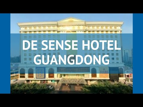 DE SENSE HOTEL GUANGDONG 3* Гуанчжоу обзор – отель ДЕ СЕНС ХОТЕЛ ГУАНГДОНГ 3* Гуанчжоу видео обзор