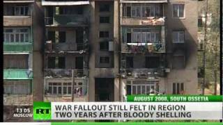 War Wounds: 2 years since bloody attack on South Ossetia