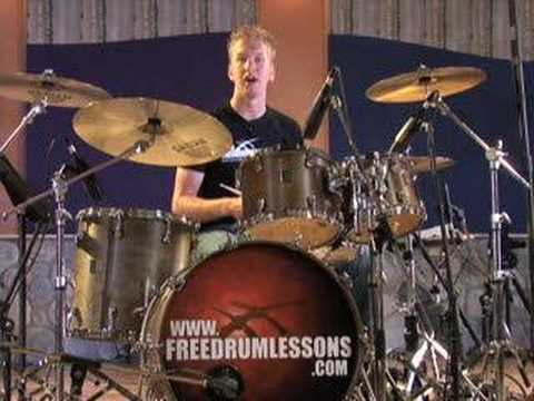 how to play drums drum lessons youtube. Black Bedroom Furniture Sets. Home Design Ideas
