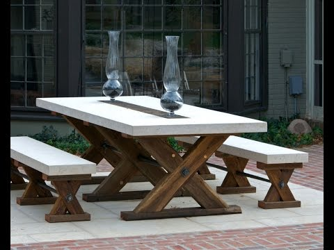 Adorable Description about Modern Outdoor Dining Sets
