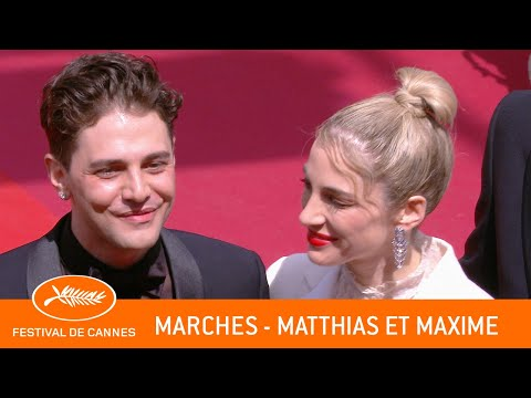 MATTHIAS ET MAXIME - Les Marches - Cannes 2019 - VF
