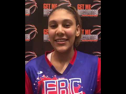Kamilla Cardosa (FBC United Hunt/Hamilton Heights Christian/Chatanooga, TN) 2020 6'7 PF/C -