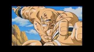 DBZ UT - Cutscene 02 - With Anime Audio - (Japanese)