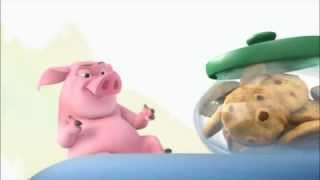 FUNNY CARTOONS Stupid Pig -make cartoon movies f