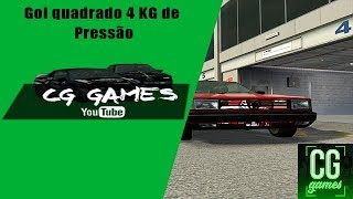 Gol Quadrado com 4 KG de pressão - Live For Speed (Logitech G27)