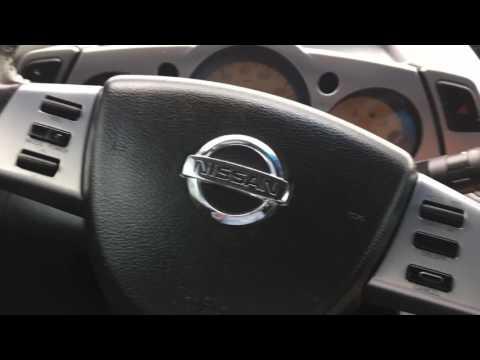 2004 Nissan Murano INTERIOR