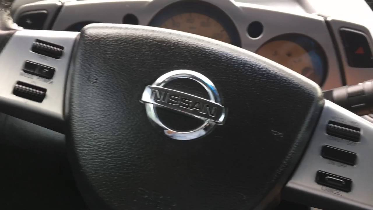 small resolution of 2004 nissan murano interior