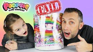 On teste la Poopsie Slime Surprise Unicorn : CA TOURNE MAL ! EPIC FAIL ! LOL !