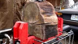 Best log splitter Unbeatable Price! Dual Direction