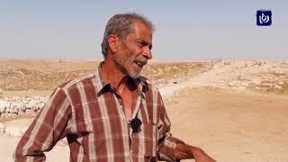 """أهالي """" مَسافر يطا"""" يرفضون مساومات الاحتلال ويواجهون اعتداءات المستوطنين (30/8/2019)"""