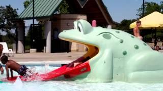 Bryson swim day! Part 1